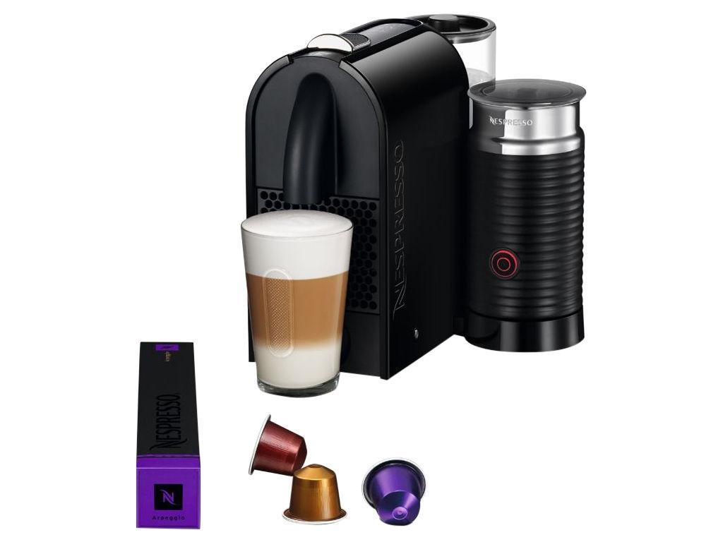 Nespresso U & Milk